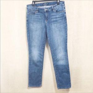 Lucky Brand women's Lolita skinny jean size 10/30